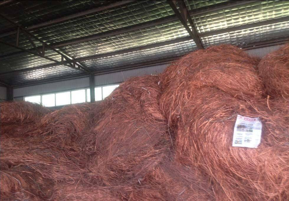 99.9% Purity Hot Sale Copper Wire Scrap