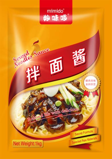 MIMIDO Sewed Noodles Sauce