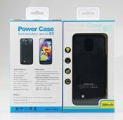 3200mAh power bank case for Samsung Galaxy S5