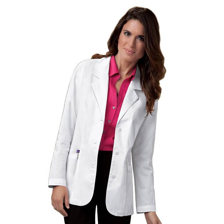 Wholesale fashion style hospital unifrom, all type of hospital work uniform,white lab coat