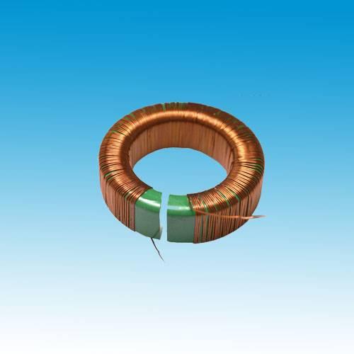 Toroidal inductor filter