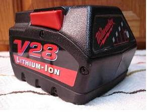 MilWaukee 28V lithium-ion Replacement Power Tool Batterie 2.8Ah