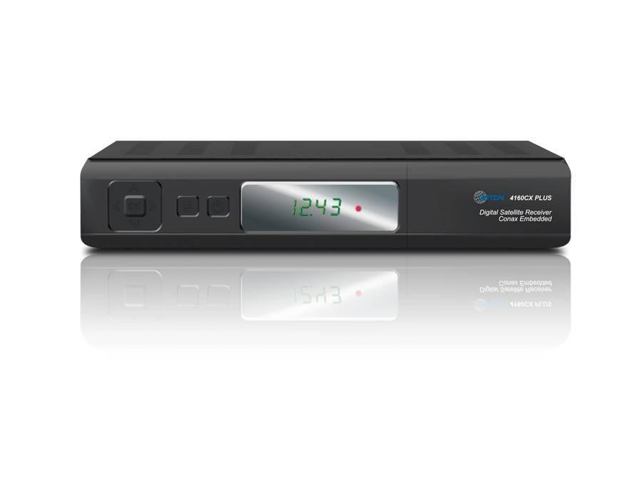 Globo 4160CX Digital TV Receiver
