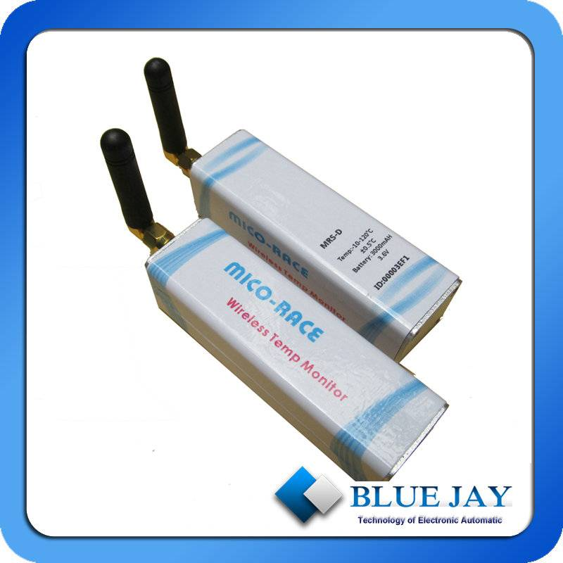 Waterproof Outdoor / Indoor Wireless Temperature and Humidity Sensor Can be Used