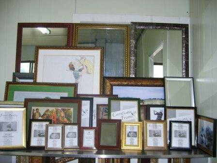 Plastic Frame Mouldings and Architrave