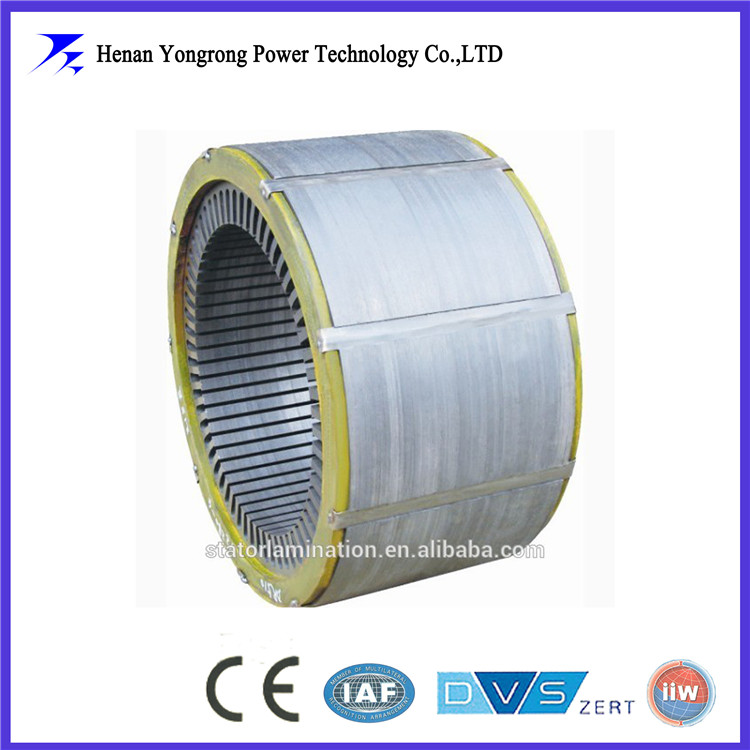 Motor and generator stator rotor punching parts