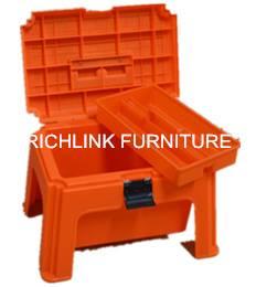plastic tool stool