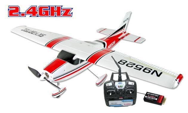 5 CH Cessna 182 RC Airplane RTF 2.4GHz