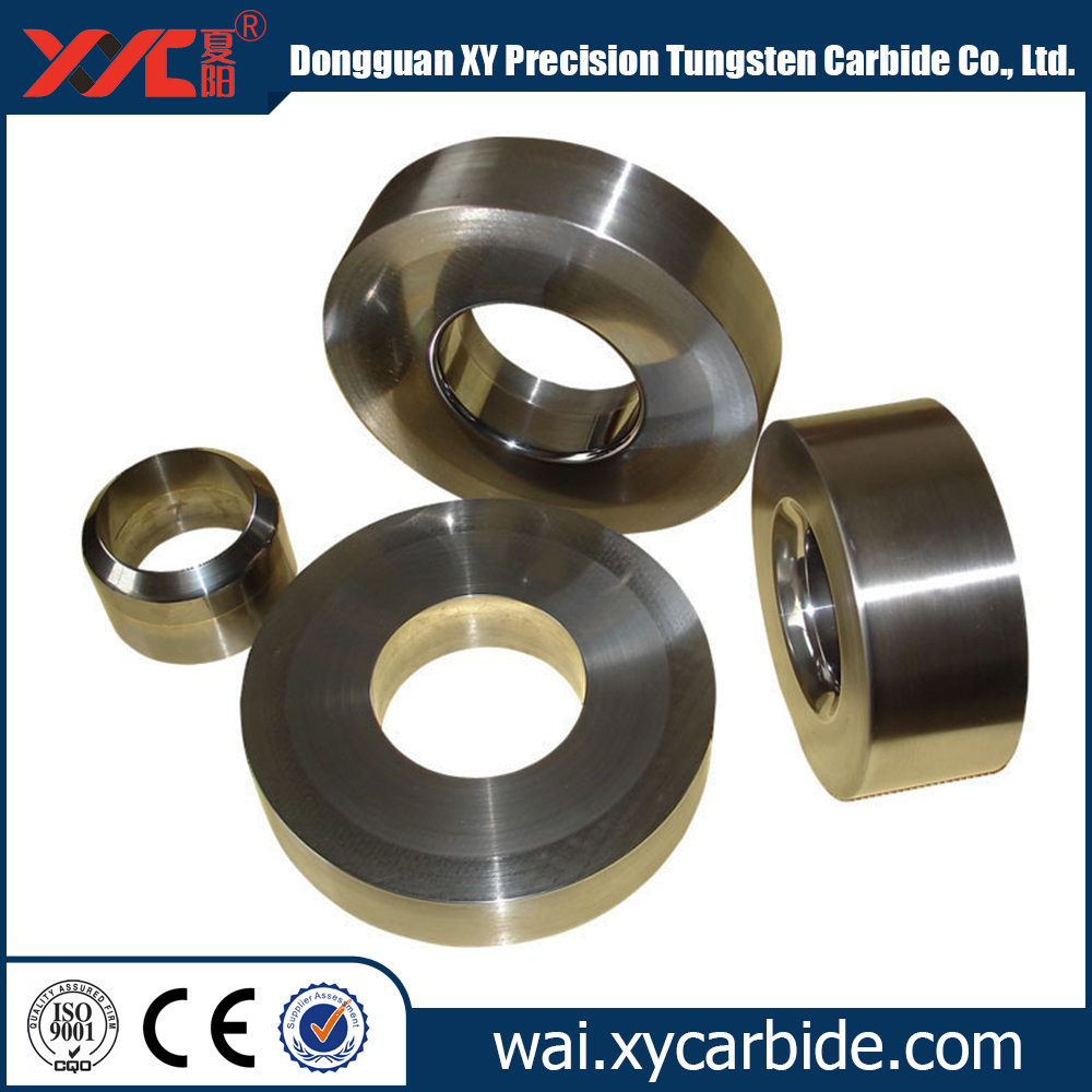 high hardness tungsten carbide moulds