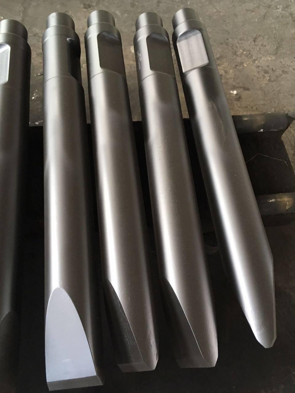 Hydraulic breaker chisel FURUKAWA  SOOSAN  NPK