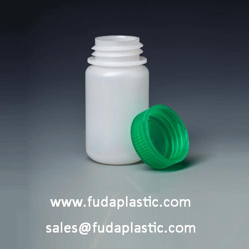 60ml Test Bottle S004 Plastic bottle, reagent bottle, test bottle, labratory use