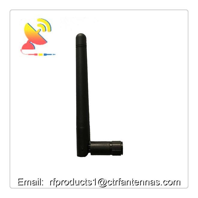 C&T RF Antennas Inc - Customized rubber duck antenna wifi+gps omnidirectional antenna portale
