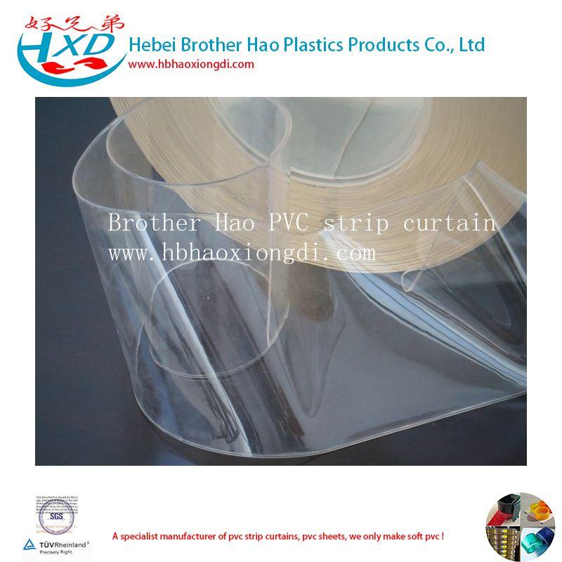Food Grade Clear Flexible PVC Strip Curtain
