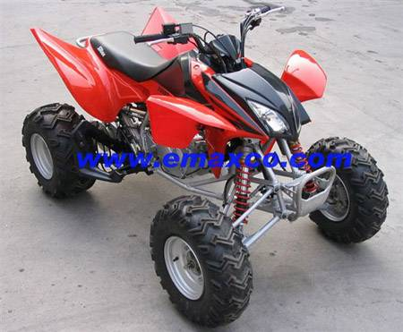 Honda TRX450R style atv for 250cc with water cooled