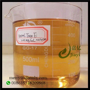 Injectable Semi-finished Steroid Oil Trenbolone Enanthate / Parabola 200mg/ml