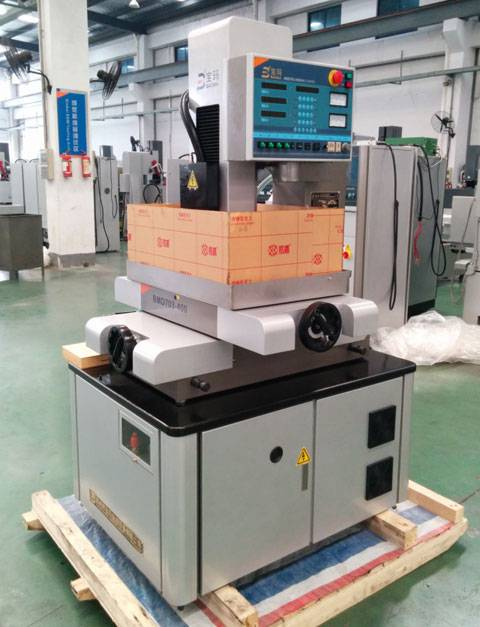EDM high precision small hole drilling machine BMD703-400