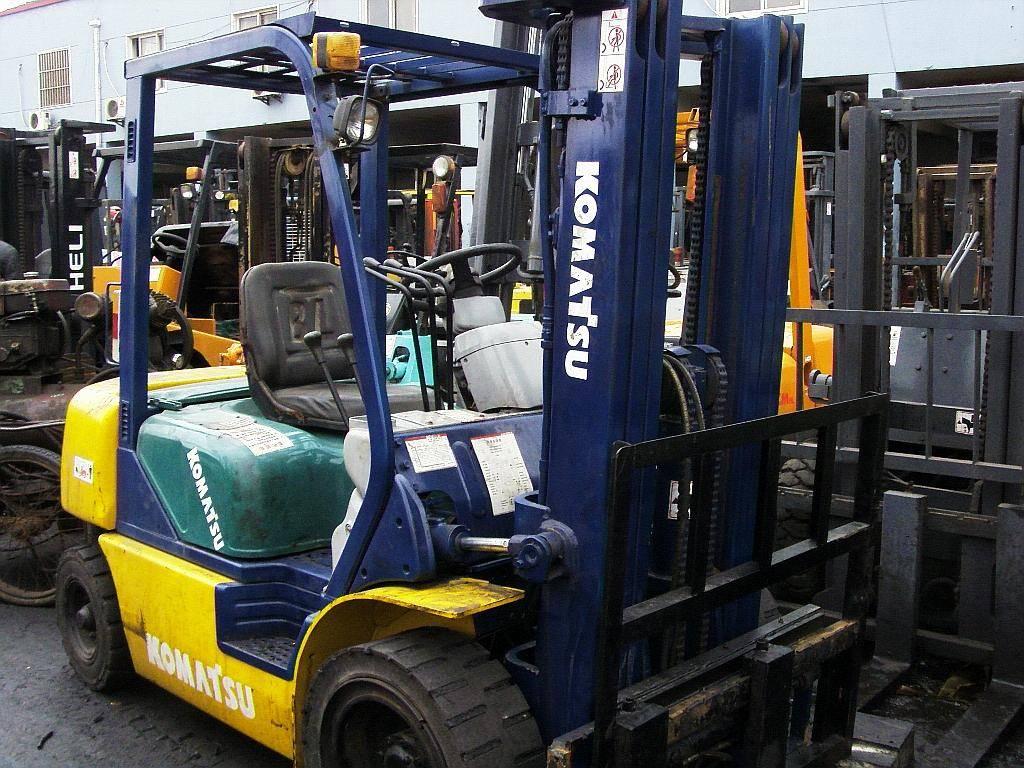 Used KOMATSU Forklift FD-70 used forklift