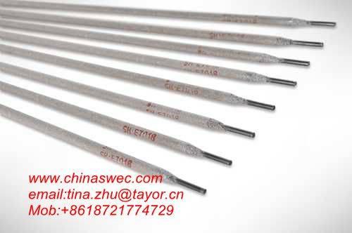 Carbon steel welding electrode SH421.01/AWS 6013 welding rods/welding machine