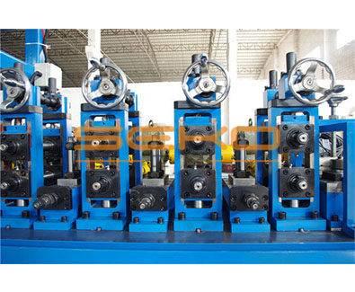 stainless steel tube mills machine