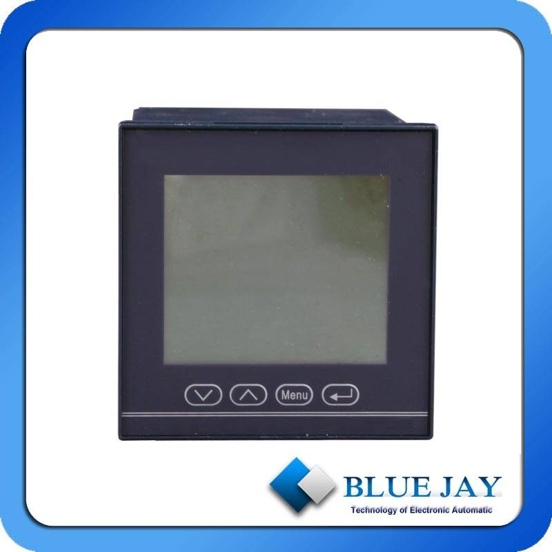 LCD display measure apparent power, harmonic,voltage,current digital LCD display measure apparent po