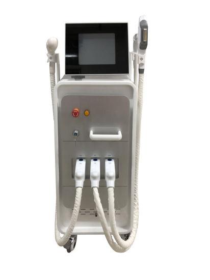 IPL+RF+Elight+ND YAG Laser Multifunctional Beauty Device