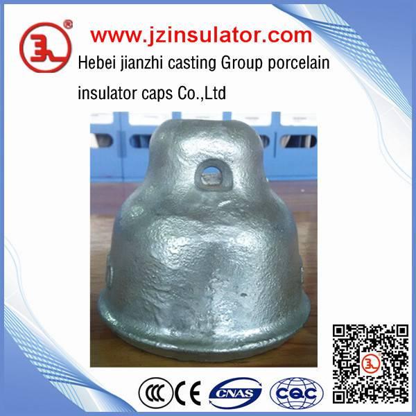 suspension porcelain disc insulator