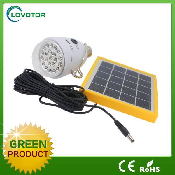New Green power Mobile Solar lighting