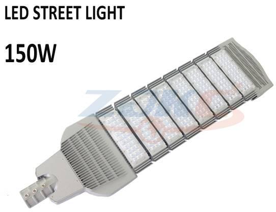 Five years warranty Bridgelux chip Meanwell power supply led street lamp 150watt