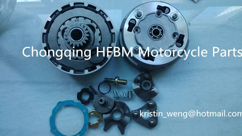 SUV Motorcycle Parts C90 (17,18T) clutch box complete China manufacturer