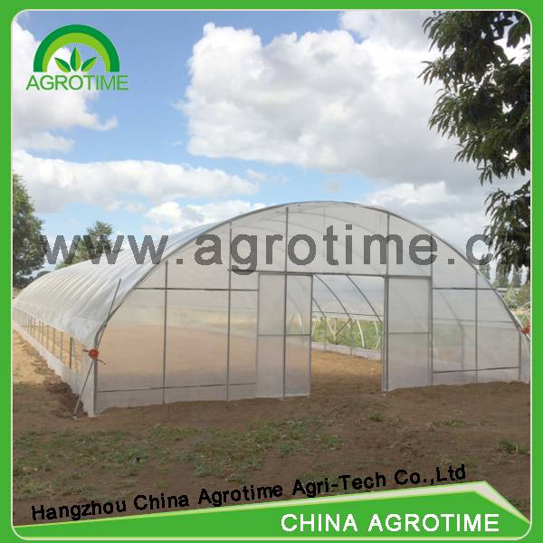 Agrotime tomato greenhouse used greenhouse frames for sale low cost greenhouse made in China