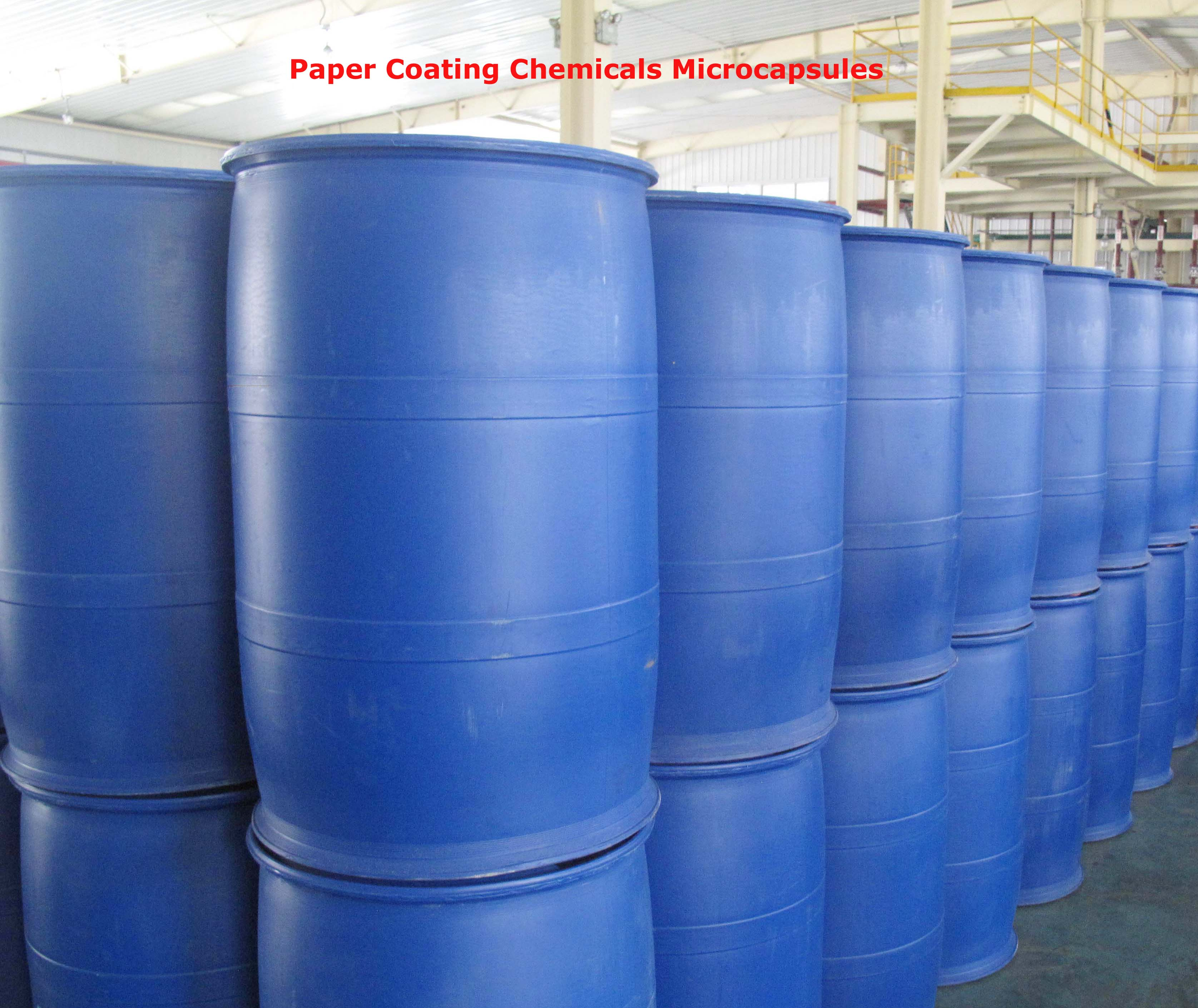 Paper Coating Chemicals NCR Coated Microcapsules