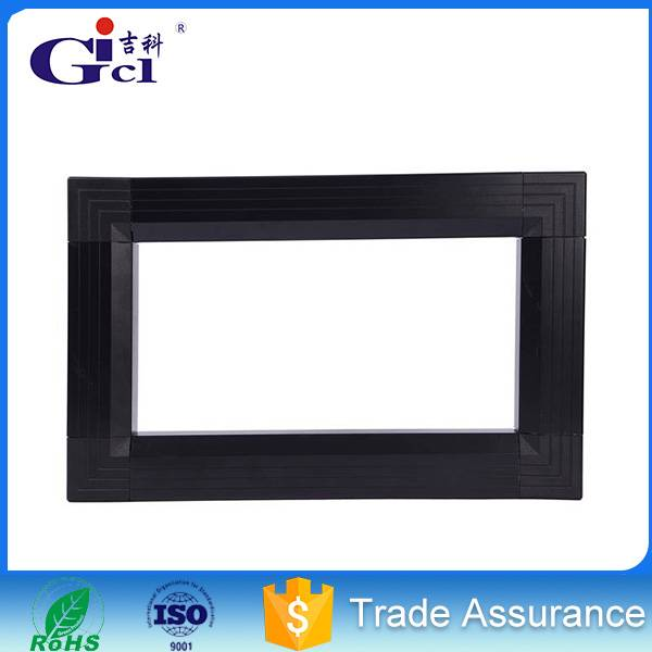 Gicl 50102 indoor smd rgb led display module aluminum profile led panel frame extruded aluminum prof