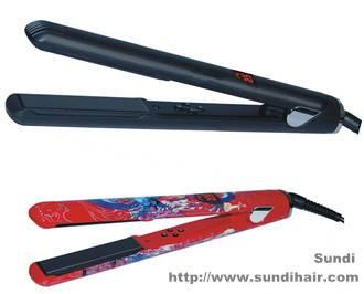 Hair straightener series
