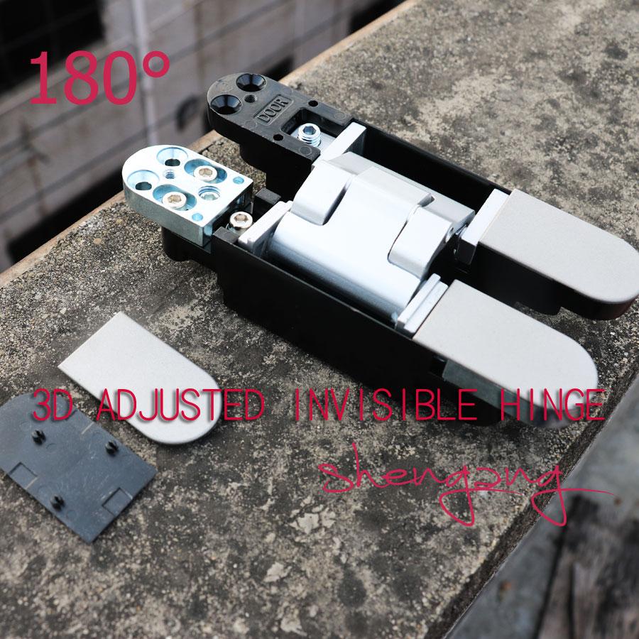 invisible hinge door hinge