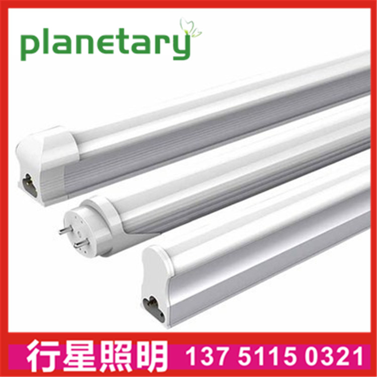 led radar tube induction microwave induction integrated energy-saving lamp purification lamp T5T8