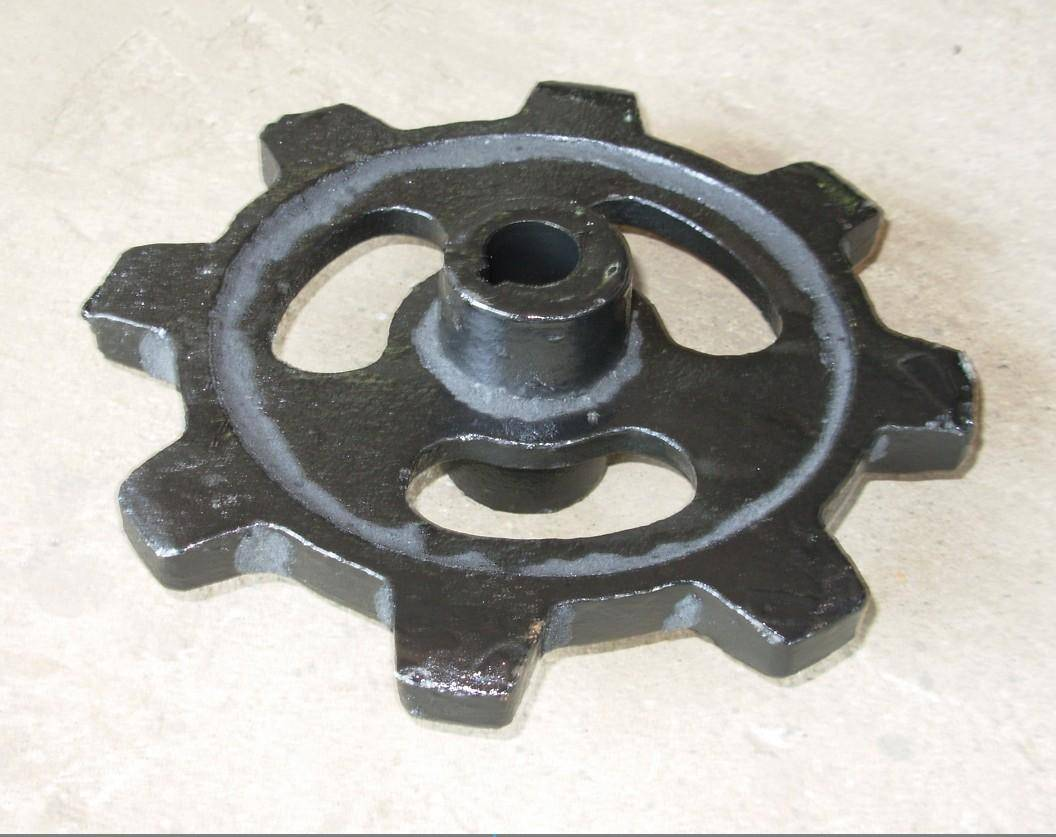Ductile Casting for Machinery Parts