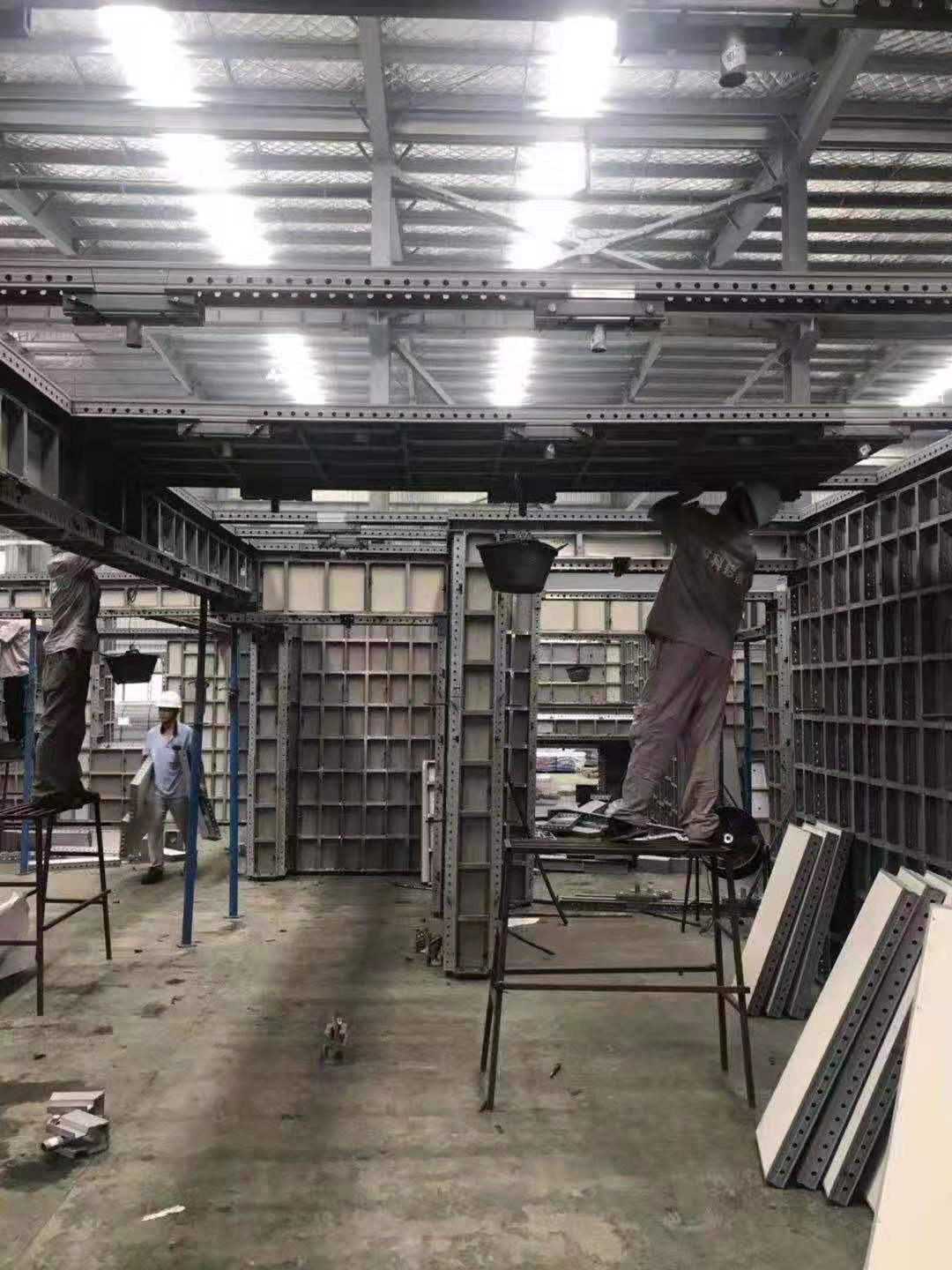 R Recycling Aluminum Concrete Construction Formwork System