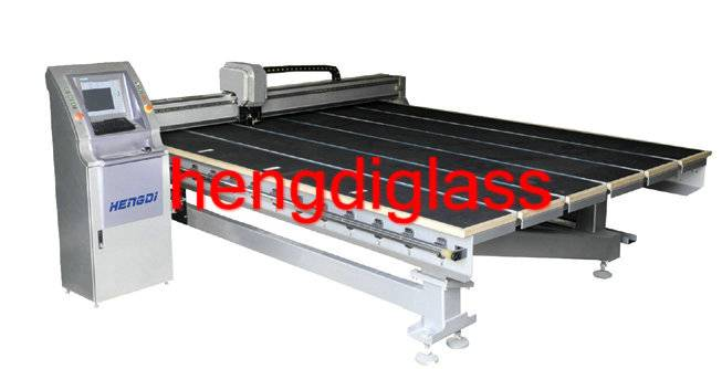CNC Glass Cutting Machinery with CE Certification
