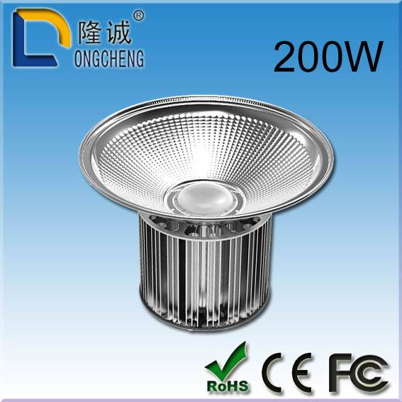 LED light LED high bay 200W energy-saving long life.