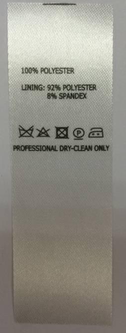 2015 custom made printed labels