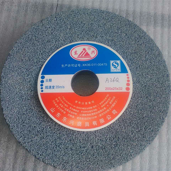 Top Quality Ceramic Grinding Wheel for Diamond saw blade