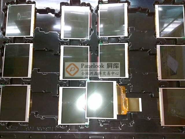 Wholesale Samsung 3.5'' inch LTV350QV-F04 LTV350QV-FO4 LTV350QV-F09 LTV350QV-F06 LTV350QV-F0E LCD sc