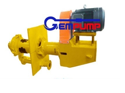 100RV-Sp (R) Vertical Abrasive Slurry Pump and Spare Parts