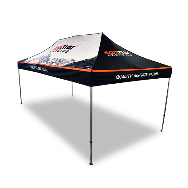 Feng Yushun outdoor promotions show tent 118in118in spot Sun tent printing custom