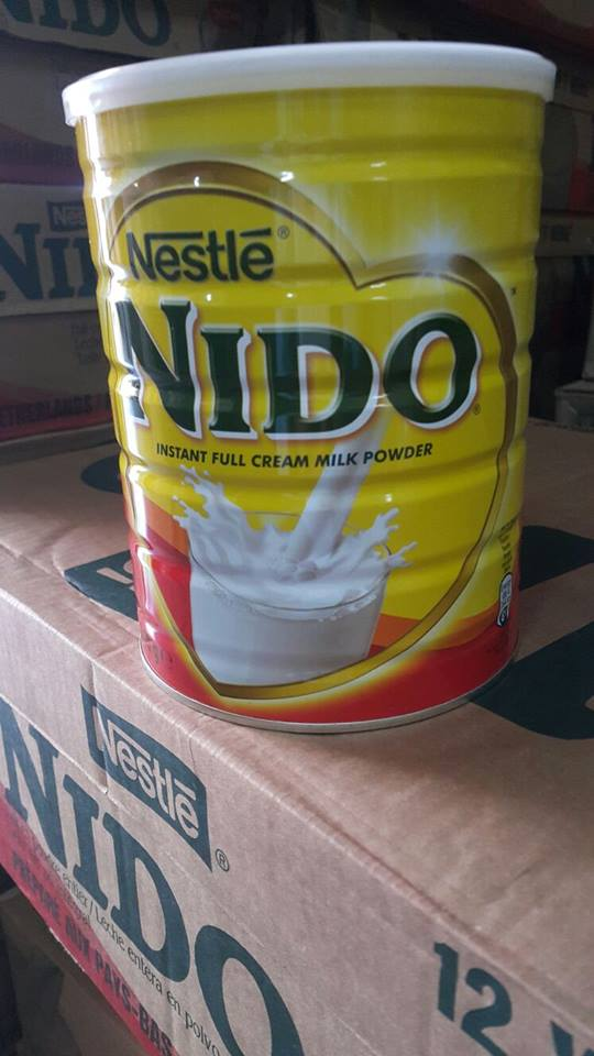 NIDO chite cap,Nido red cap multilanguage arabic