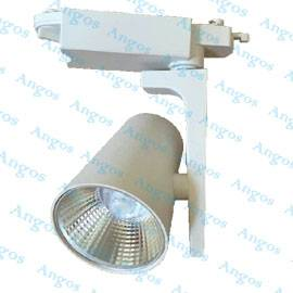 LED track spot light shop gallery factory price 10W-50W high CRI CE UL 3 year warranty ship from Ang