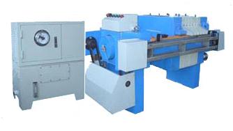 Membrane Chamber Filter Press sludge drying machine