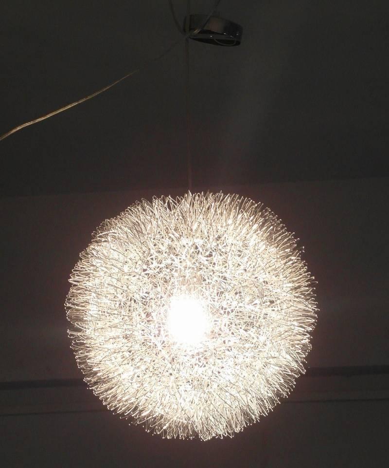 Aluminum wire Ball modern pendant light for dining room modern Pendant Lamp