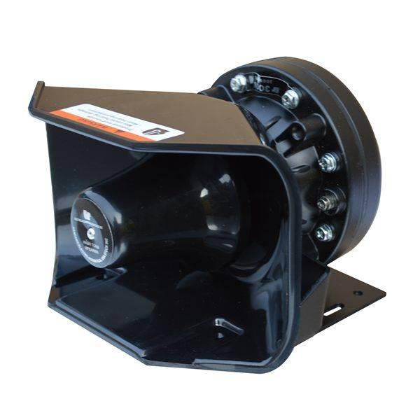 waterproof wireless horn speaker for warning vehicle