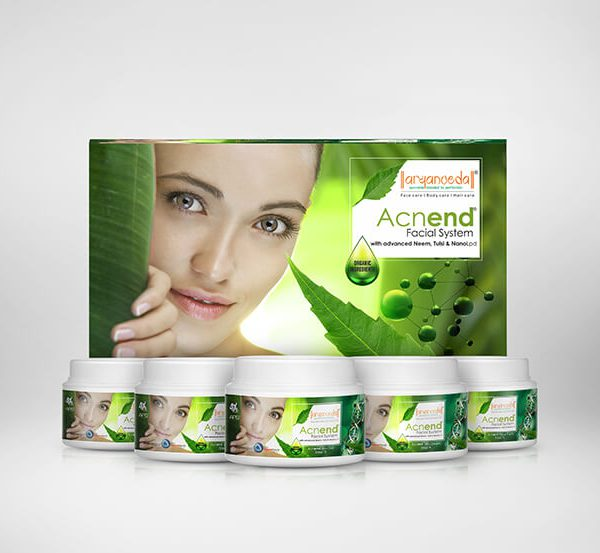Acnend Anti Pimple Kit